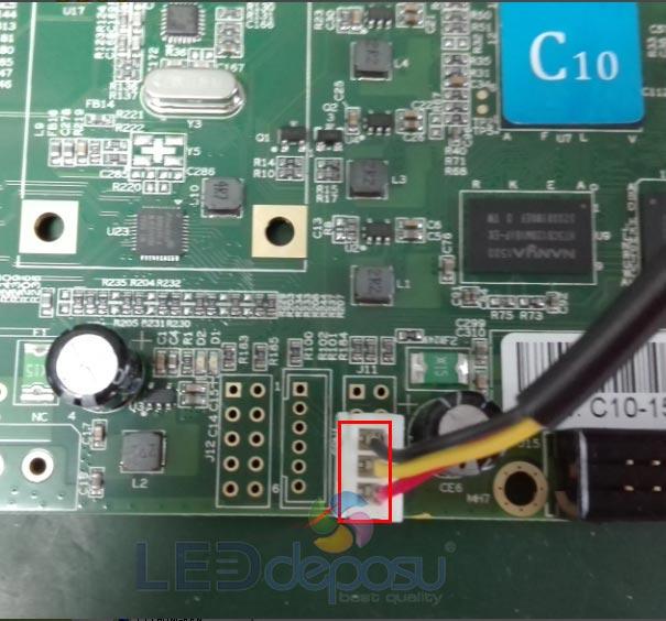 hd c10 temp sensor v2.0