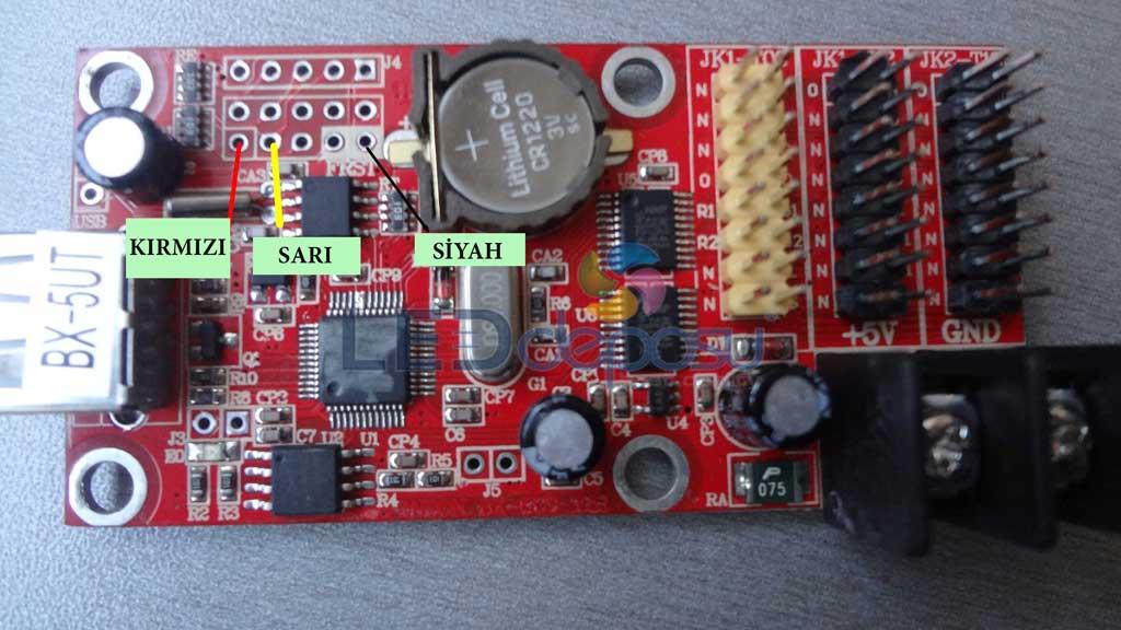 5ut sıcaklık sensörü